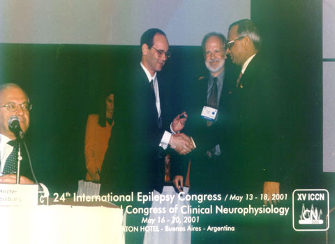 A brief profile of Dr  Satish Jain - Director, Indian Epilepsy Centre